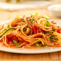 Spaghetti del giorno