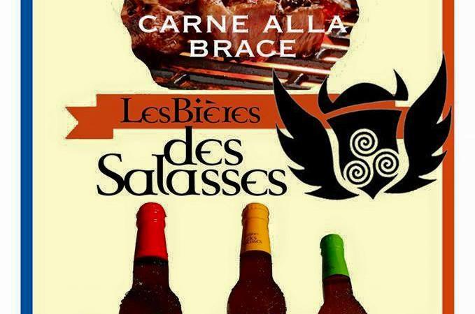Domenica 26/7 – Carne alla brace e degustazione Bieres des Salasses